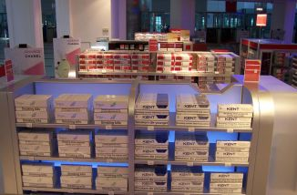 Cigarettes Peter Stuyvesant pack price in Bristol